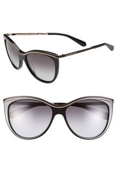 6ce75eba3d Free shipping and returns on kate spade new york 56mm cat eye sunglasses at  Nordstrom.