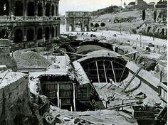 Metro Colosseo (MB) in Roma, Lazio