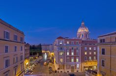 Experience Rome in a home-like atmosphere at JK Place Rome