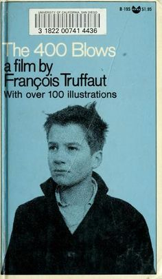The 400 Blows - Grove Press, 1969