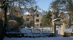 Avebury Manor entrance