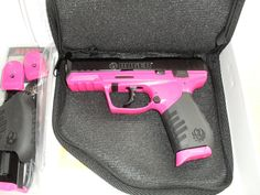 How bad does it suck to be shot by a pink gun?