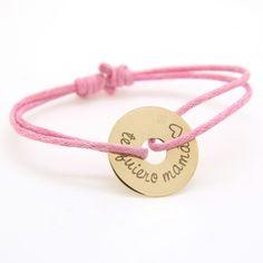 Pulsera Daisy. Me ha gustado mucho esta pulsera, me parece original y sencilla. Preciosa. Un regalo perfecto. #diadelamadre #eticetac