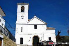 Iglesia de Mecina Bombarón Granada, San Francisco Ferry, Notre Dame, Building, Travel, Viajes, Grenada, Buildings, Traveling