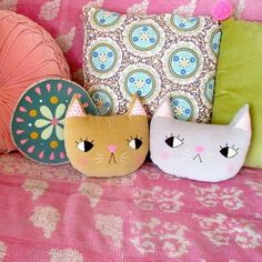Kids pillows velveteen | lorimarie