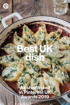 Take a look at these delicious dishes and inspiring recipes, as shortlisted in the Pinterest UK Awards 2019. Delicious Dishes, Yummy Food, Nom Nom, Food And Drink, Veggies, Tilapia Recipes, Cooking Recipes, Stuffed Peppers, Garlic Sauce