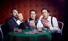 David Mitchell, Lee mack and Rob Brydon do funny things Lee Mack, Rob Brydon, David Mitchell, Truth And Lies, Poker Face, British Comedy, Comedy Show, Stuff And Thangs, Book Tv