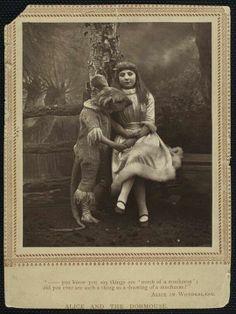 Vintage Alice in Wonderland.