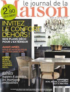 Le Journal de la Maison avril 2011 n °437