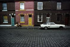[John bUlmer - Manchester (1977)   Another image taken for Geo magazine]