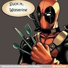 oh Deadpool....