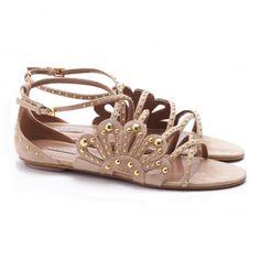 Alaïa summer sandals