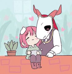 Animated gif about cute in Mahoutsukai no yome/The ancient magus bride by - Discovered by Naho. Find images and videos about cute, gif and art on We Heart It – the app to ge - Anime Chibi, Kawaii Anime, Manga Anime, Anime Art, Elias Ainsworth, Chise Hatori, The Ancient Magus Bride, Susanoo, The Villain
