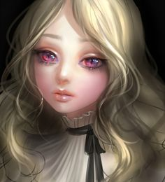 Tags: Anime, Akisake, Semi-realism, Realistic, Slit Pupils, Beautiful Eyes, Portrait