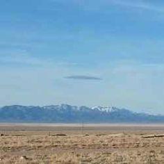 Recent UFO Area 51