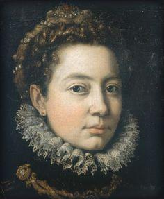 La vie en Noir: Sofonisba Anguissola