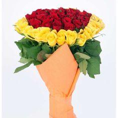 Артикул: 035-115                       Расскажите о нас друзьям: Состав букета: 101 роза красного и желтого цвета, оформление Размер: Высота букета 60 см Роза: Выращенная в Украине http://rose.org.ua/bukety-iz-roz/1158-bogatstvo.html #букеты #букетроз #доставкацветов #RoseLife #flowers #SendFlowers #купитьрозы #заказатьрозы   #розыпоштучно #доставкацветовкиев #доставкацветовукраина #срочнаядоставка #заказатьрозыкиев
