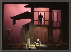 Tartuffe by Moliere - Set Design by Richard Finkelstein, Stage Designer