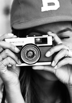 old school photographer