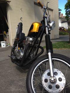 74 XS650 build - Page 3 - Japanese Bikes & Tech