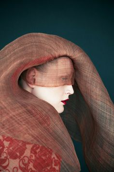 Muse #37 Spring 2014, Portrait of a Lady   Guinevere Van Seenus by Erik Madigan Heck