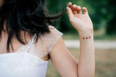Tatuagens para quem gosta de discrição e delicadeza | Estilo