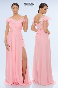 Have all eyes drawn on you from the moment you enter the room in our pink Marilyn maxi dress! She features a sweetheart neckline accessorized with feathers, a high side slit and includes a back zipper closure. She is composed of smooth veil fabric. Maxi Dresses, Bridesmaid Dresses, Wedding Dresses, All About Eyes, Veil, Feathers, Smooth, Neckline, Closure