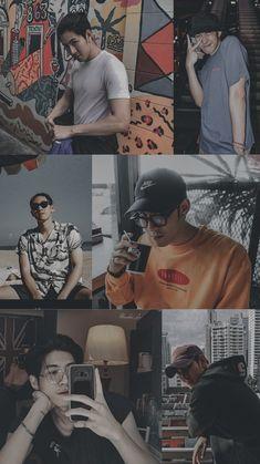Doodle Tattoo, Jisung Nct, Cute Actors, Thai Drama, Exo Memes, Kawaii Wallpaper, Worldwide Handsome, Homescreen, My Boyfriend