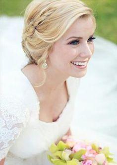 45 Braided Wedding Hairstyles Ideas - Pelfind