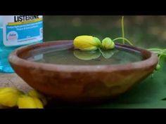 Listerine & Vinegar Foot Soak Recipe for Toenail Fungus, Dead Skin, Calluses, Dry & Cracked Heels - YouTube
