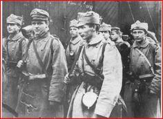 Germany Vs, Austro Hungarian, Wwi, Hungary, Austria