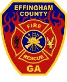 Effingham County Fire Department Logo