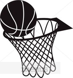 basketball clip art black and white clipart panda free clipart rh pinterest com clipart of basketball court clip art of basketball jersey