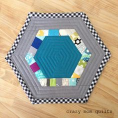 crazy mom quilts: 109