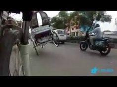 Dhoom 4 Rickshaw -Brangladeshi Rickshaw Driver