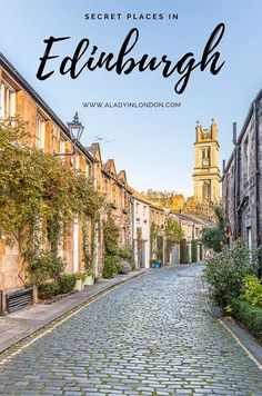 This secret Edinburgh guide will show you the best secret spots in Edinburgh, Scotland. From secret bars in Edinburgh to secret places in Edinburgh, it has the top Edinburgh secret places. Finding them is one of the best things to do in Edinburgh, Scotland. #edinburgh Scotland Vacation, Scotland Road Trip, Scotland Travel, Scotland Uk, Beautiful Places To Visit, Cool Places To Visit, Places To Travel, Travel Destinations, Outlander