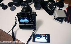 Hands On: Sony Smart Remote Control App For Sony Cameras Is Brilliant [Video] #ZAGGdaily #Sony #smartremote #cameras