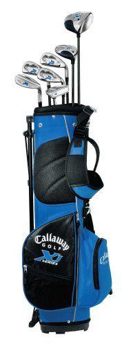 Callaway Mens Strata 12 Piece Right Kids Golf Clubs, Junior Golf Clubs, Golf Wedges, Dubai Golf, Golf Tips Driving, Golf Club Sets, New Golf, Callaway Golf, Golf Irons