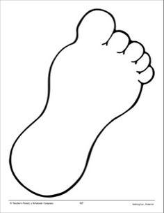 bear footprints template - download vector about footprint clipart item 2 vector
