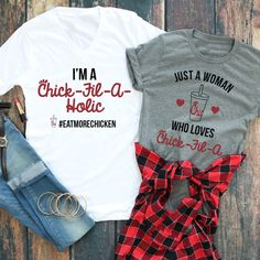 Favorite Chick-a-Holic Tee