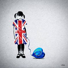 How 10 Illustrators Have Used Visual Art to React to the Historic Brexit Vote - My Modern Met