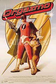 Orgazmo Movies Original Poster - 69 x 104 cm