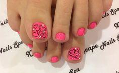 Hearts nail designs