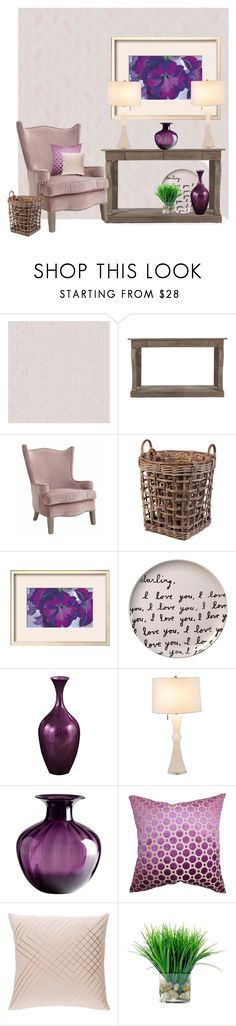 """A lovely seat"" by tujuana ❤ liked on Polyvore featuring interior, interiors, interior design, home, home decor, interior decorating, Sandberg Furniture, Flamant, Sugarboo Designs and Howard Elliott"