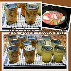 Home Canned Chicken Breasts   The Iowa Housewife   Bloglovin'