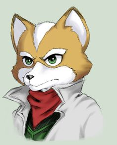 Fox by icha-icha.deviantart.com on @DeviantArt