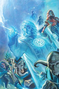 Planet Of The Apes Green Lantern #4 (Cover D Felipe Massafera Spectrum Variant)