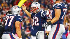 Gronk, Brady, and Solder