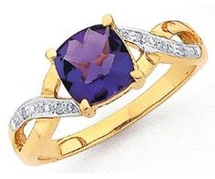 Women's Rings is currently not available on Lasoo Amethyst And Diamond Ring, Sapphire, Rings, Jewellery, Women, Jewels, Ring, Schmuck, Jewelry Rings