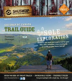 Trail Guide Shuswap